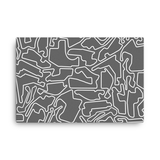 IndyCar Tracks<br>White / Grey