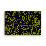 IndyCar Tracks<br>Yellow / Black