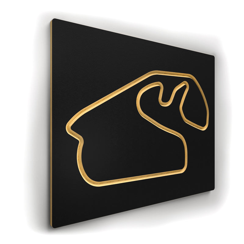 Circuit Interlagos : Interlagos circuit brazilian grand prix track engravings