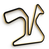 Jerez Circuit Track Sculpture