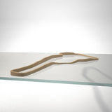 Road Atlanta 3D Track Sculpture Tan