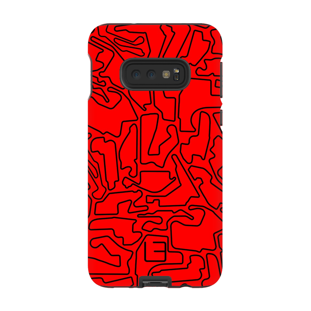 IndyCar Case <br> Black/Red