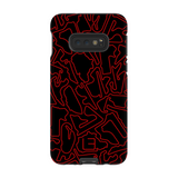 Endurance Case <br> Red/Black