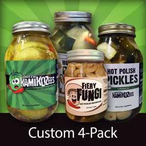 4-Pack - Choose any 4 products