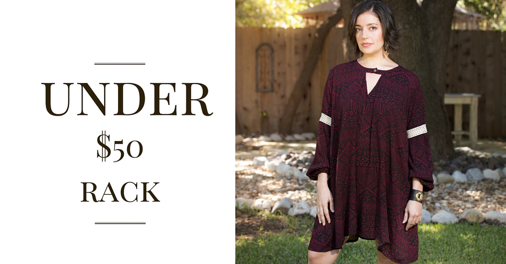 under $50 plus size clothing