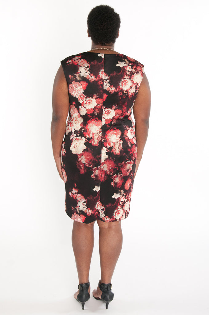 In Bloom Sheath Dress