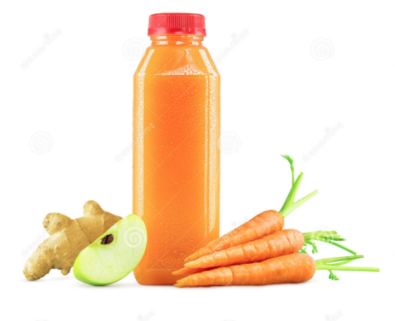 Raw Carrot Juice