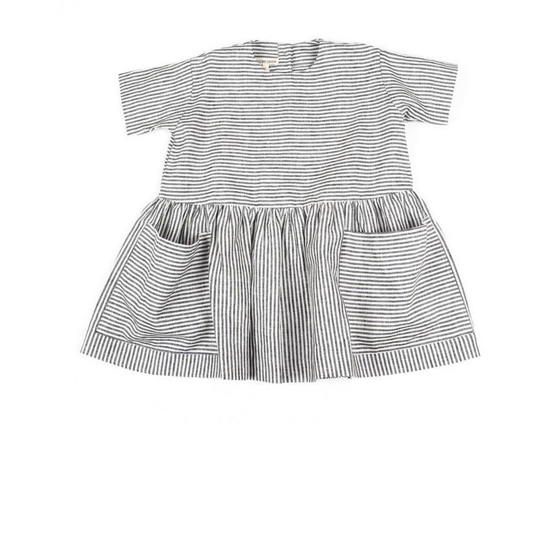 Pocket Dress - Striped