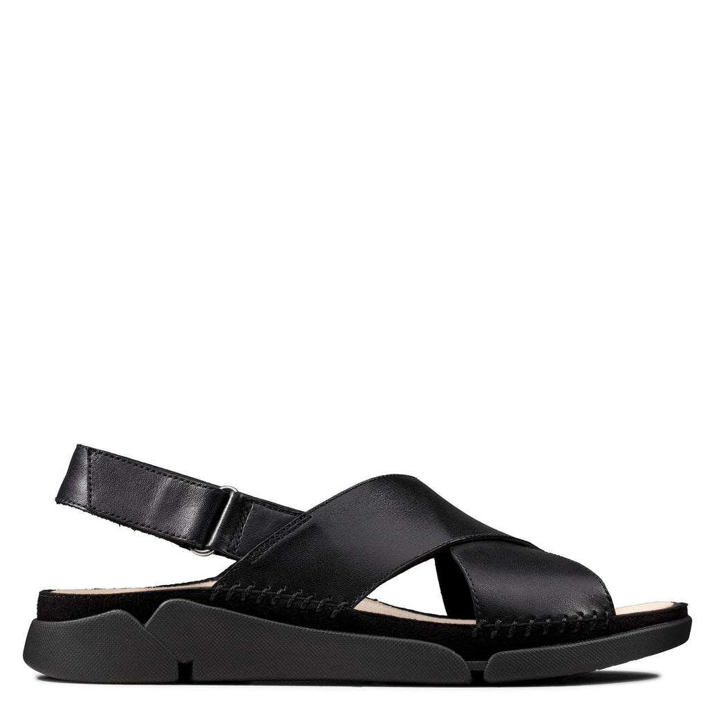 Sandalar - Black Leather