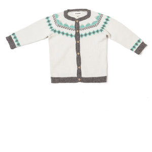 Mountain Cardigan - Cream