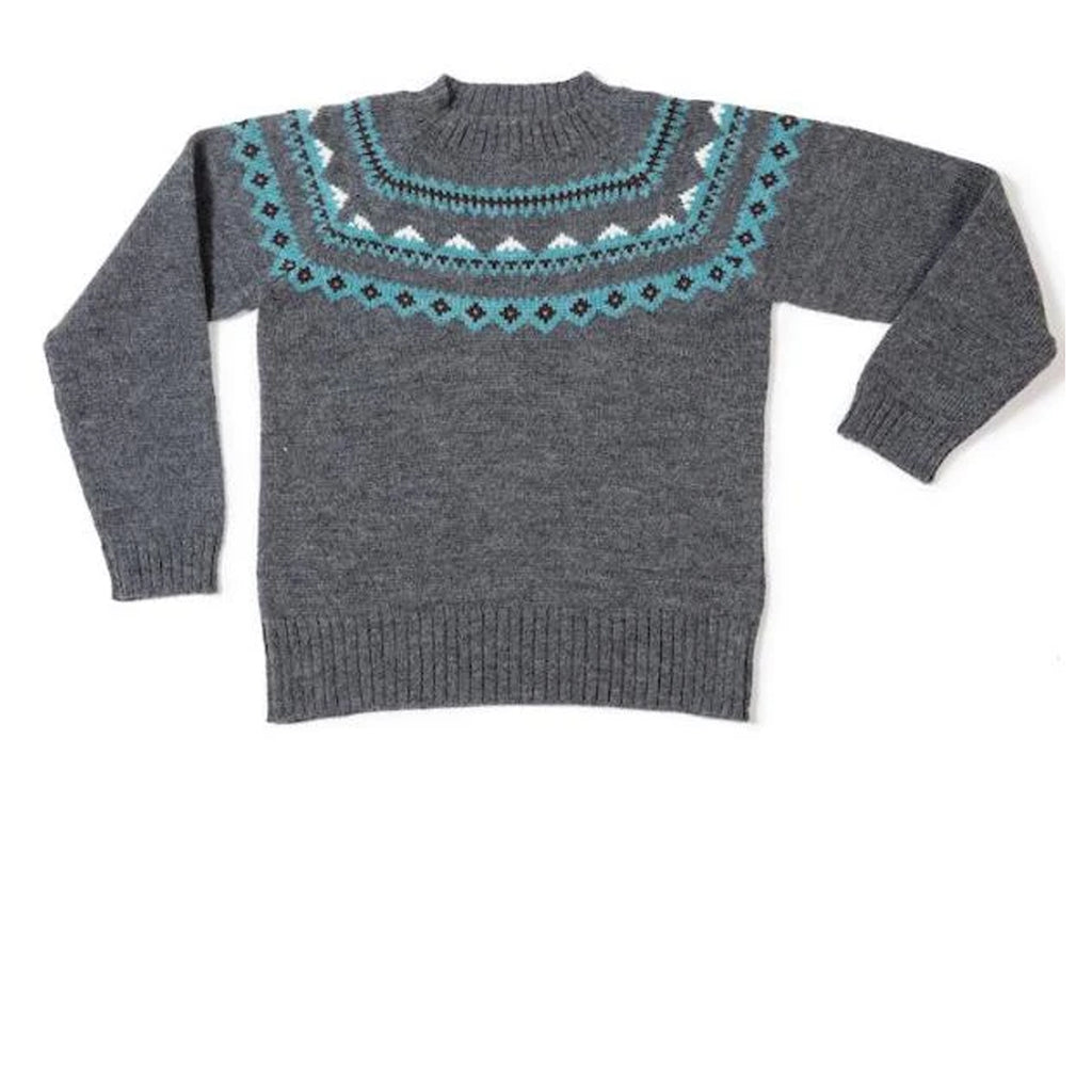 Mountain Sweater - Grey