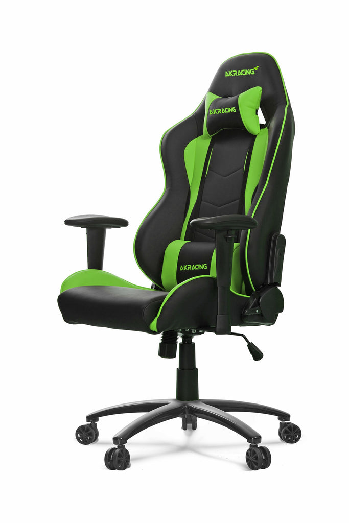 AKRACING AK-5015 Nitro Black/Green