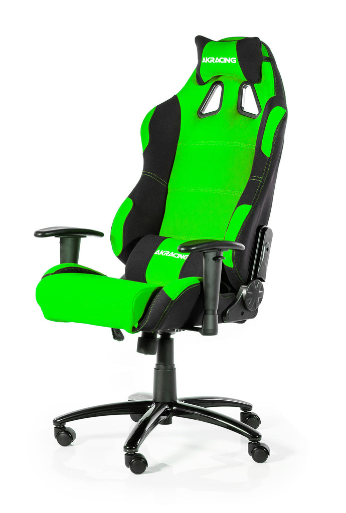 AKRACING AK-7018 Black/Green