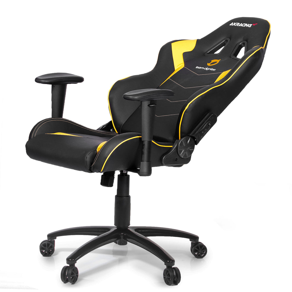 AKRACING AK-DIGNITAS-MAX Yellow Edition