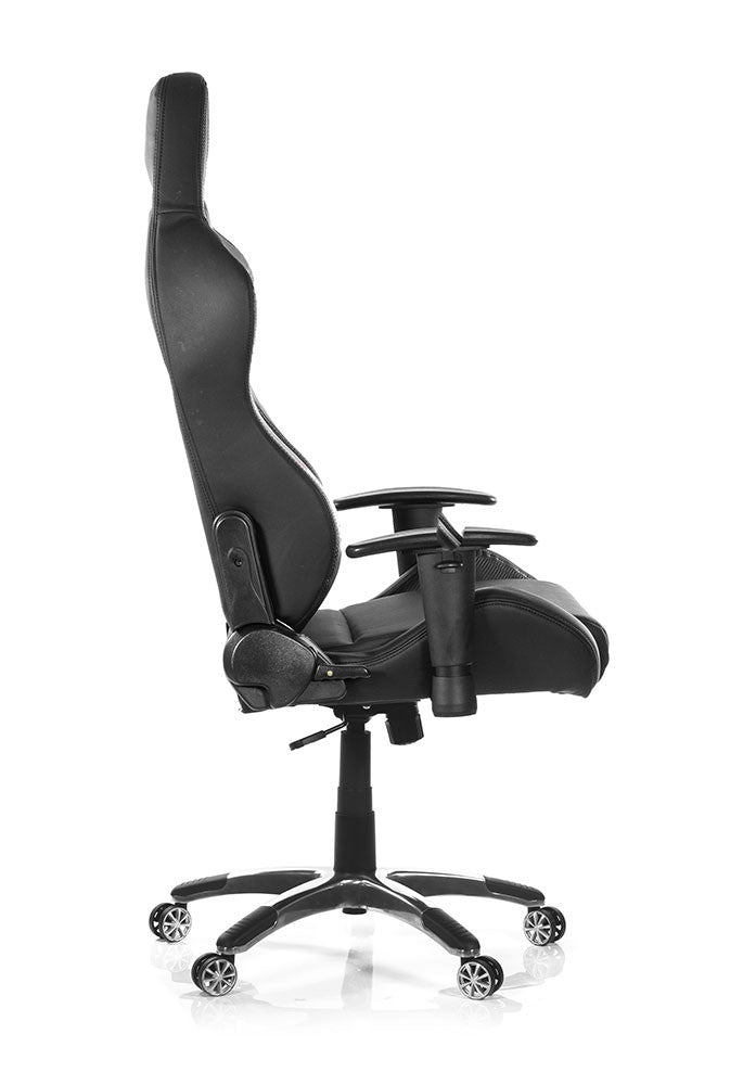 AKRACING AK-7002 Gaming Chair Carbon Black/Black - REFURBISHED(1 YEAR WARRANTY)