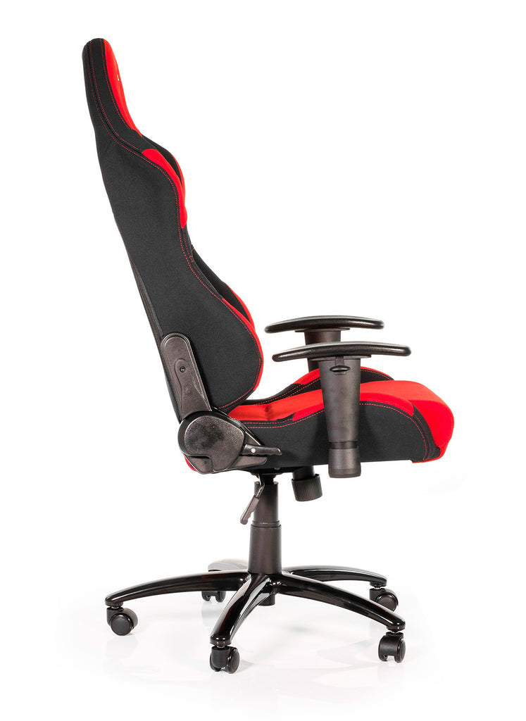 AKRACING AK-7018 Gaming Chair Black/Red - REFURBISHED(1 YEAR WARRANTY)