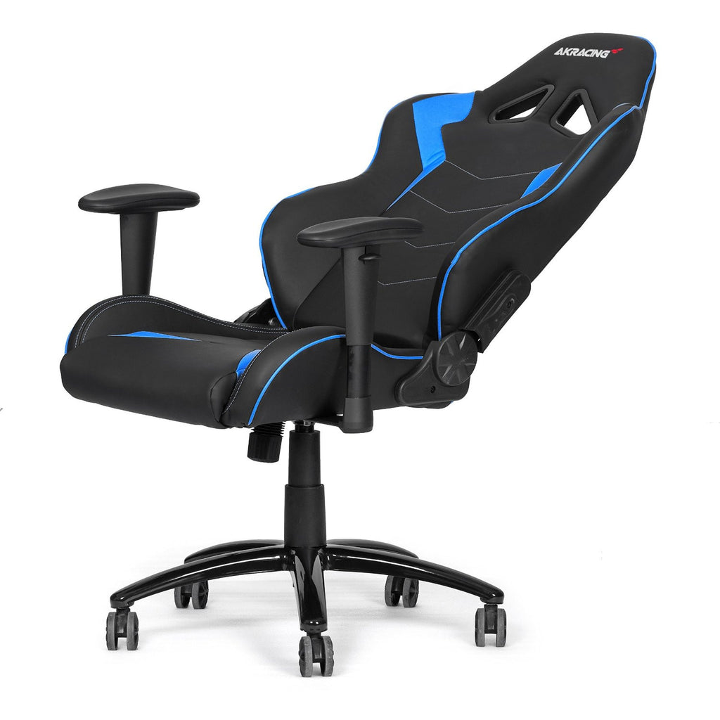 AKRACING AK-5050 Ergonomic Series Racing Gaming Office Executive Chair Black/Blue Edition