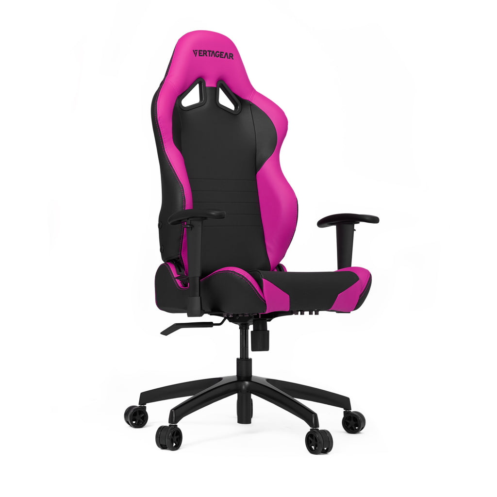 Vertagear S-Line SL2000 Racing Series Gaming Chair - Black/Pink -REFURBISHED ( 1 YEAR WARRANTY)