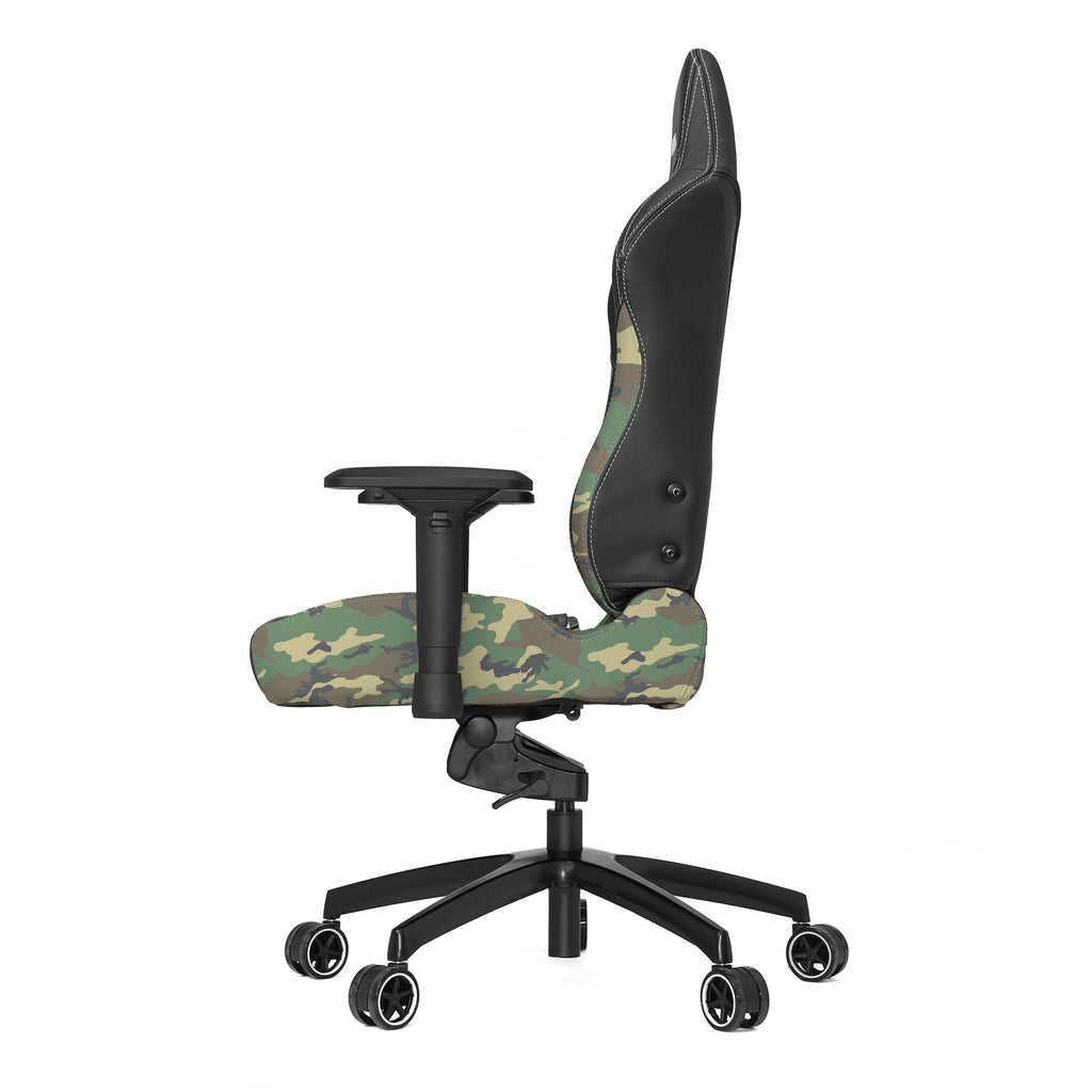 Vertagear P-Line PL6000 Racing Series Ergonomic Gaming Office Chair Camouflage Edition- REFURBISHED ( 1 YEAR WARRANTY )