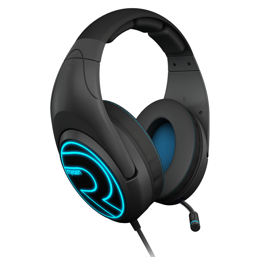 Ozone Gaming EKHO H80 7.1 Premium Gaming Headset - Origen Edition