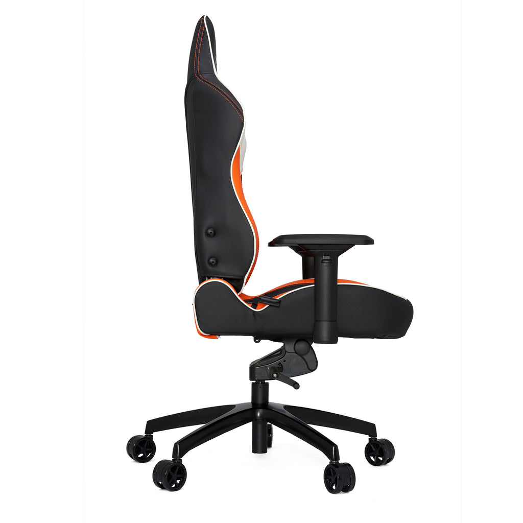 Vertagear P-Line PL6000 Racing Series Ergonomic Gaming Office Chair Black/ Orange  Edition- REFURBISHED ( 1 YEAR WARRANTY)