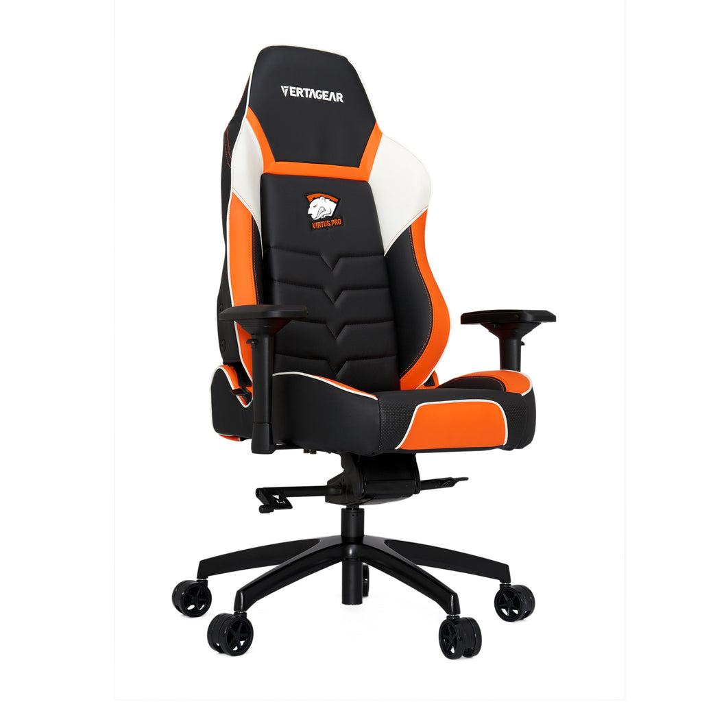 Vertagear P-Line PL6000 Racing Series Ergonomic Gaming Office Chair Virtus Pro Special Edition - REFURBISHED ( 1 YEAR WARRANTY)