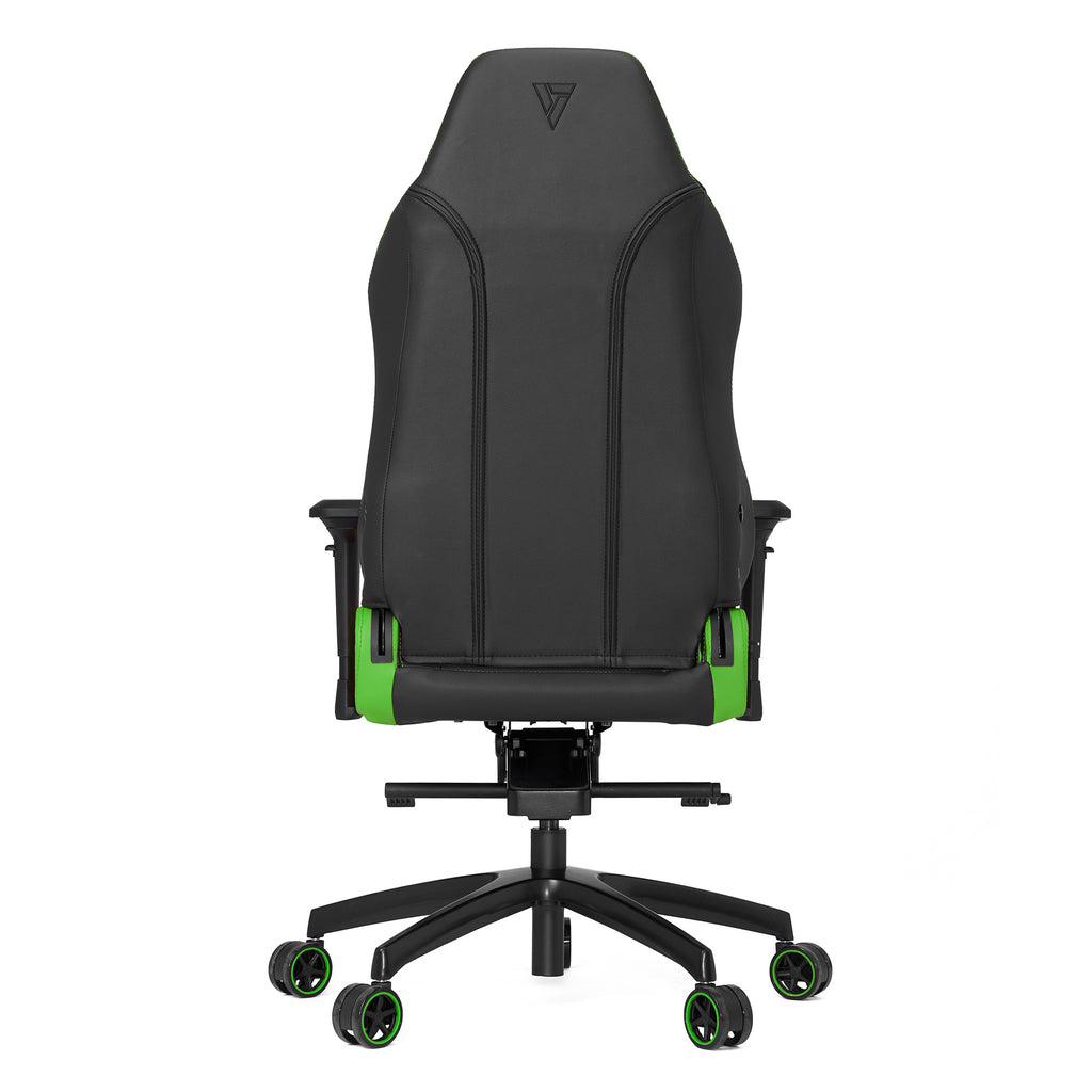 Vertagear P-Line PL6000 Racing Series Ergonomic Gaming Office Chair Black/Green Edition (Rev. 2)