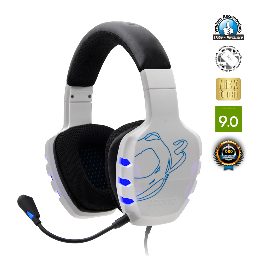 Ozone Rage 7HX - 7.1 Premium Surround Sound Headset