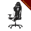 Vertagear S-Line SL2000 Racing Series Gaming Chair - Black/White TSM Edition - REFURBISHED ( 1 YEAR WARRANTY)
