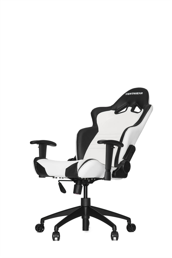Vertagear Racing Series S-Line SL2000 Gaming Chair White/Black - REFURBISHED(1 YEAR WARRANTY)