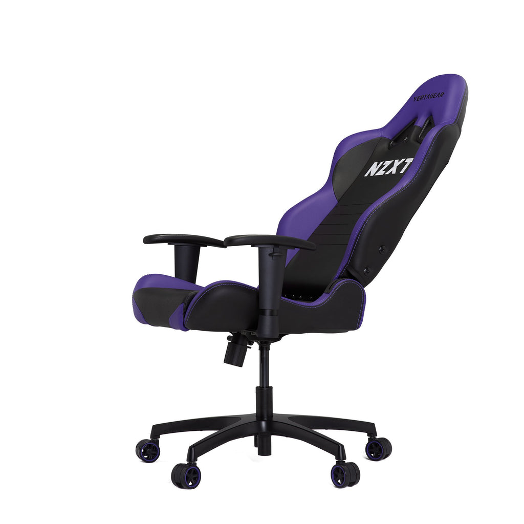 Vertagear S-Line SL2000 Racing Series Gaming Chair -Black/ Purple NZXT Edition - REFURBISHED (1 YEAR WARRANTY)
