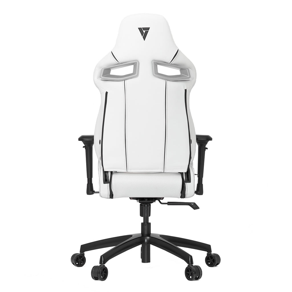 Vertagear S-Line SL4000 Racing Series Gaming Chair - White/Black (Rev. 2)