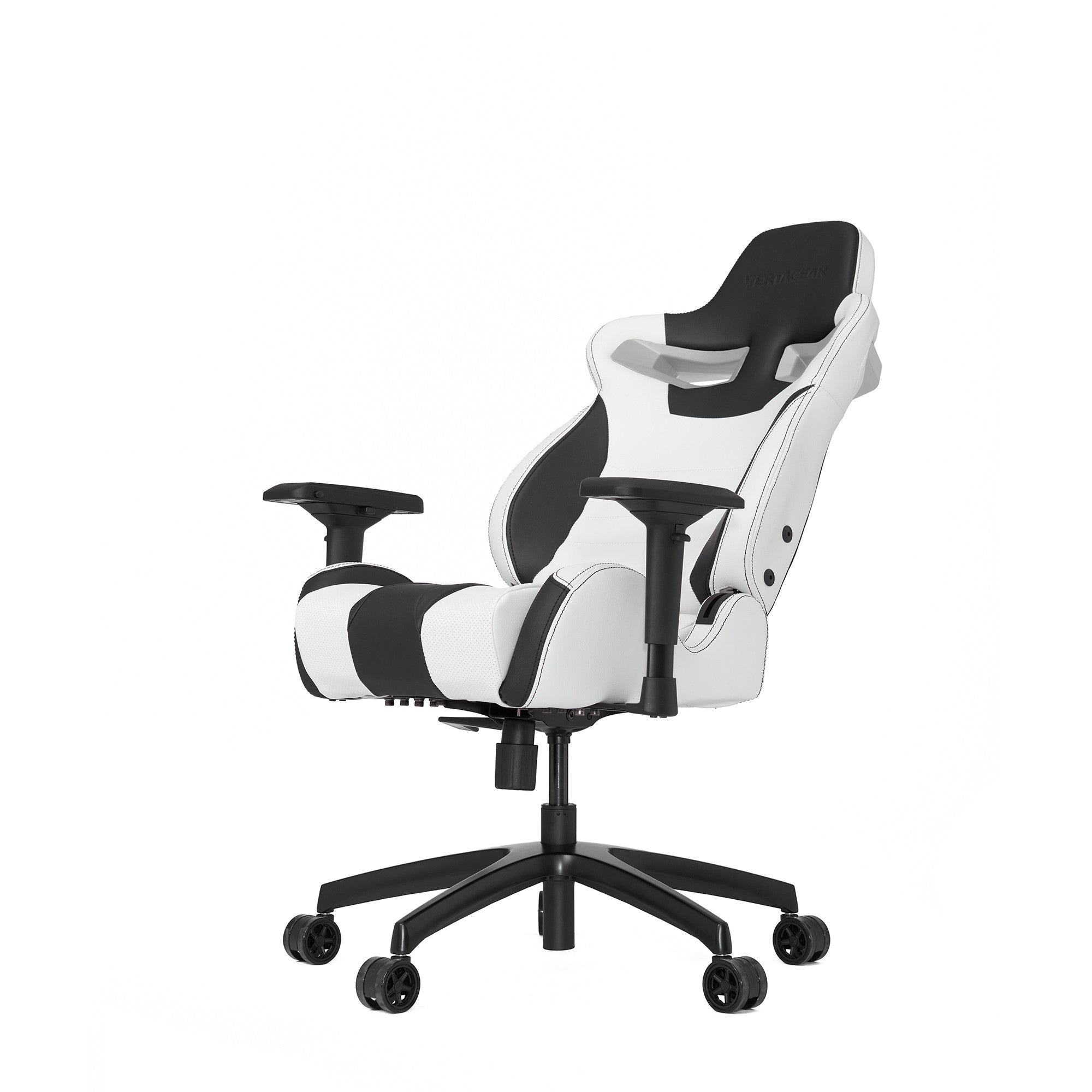 Terrific Vertagear S Line Sl4000 Racing Series Gaming Chair White Andrewgaddart Wooden Chair Designs For Living Room Andrewgaddartcom