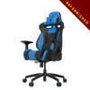 Vertagear Racing Series S-Line SL4000 Gaming Chair Black/Blue - REFURBISHED(1 YEAR WARRANTY)