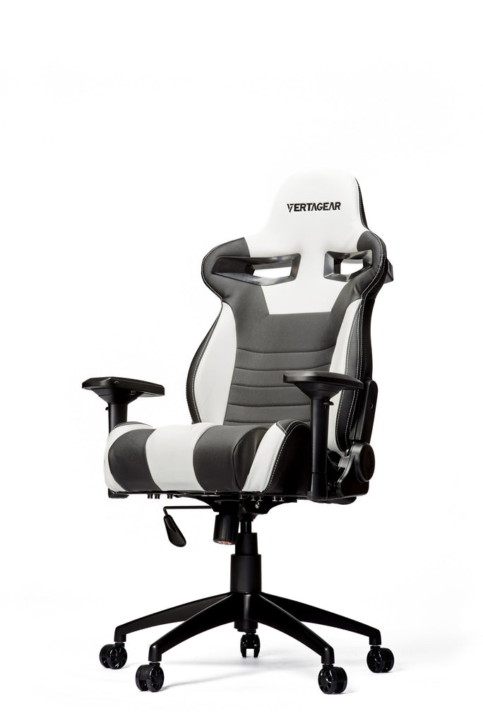 Vertagear Racing Series S-Line SL4000 Gaming Chair Black/White - REFURBISHED(1 YEAR WARRANTY)
