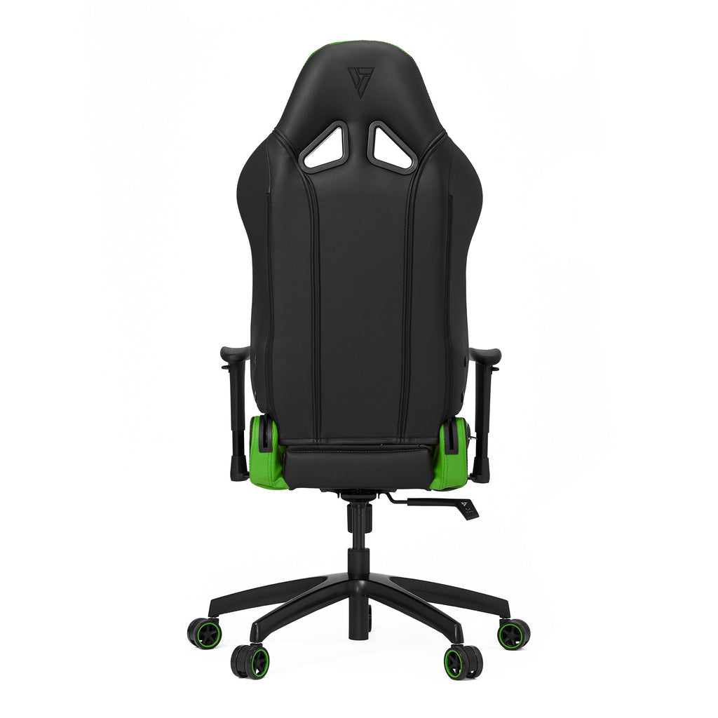 Vertagear S-Line SL2000 Racing Series Gaming Chair - Black/Green (Rev. 2)