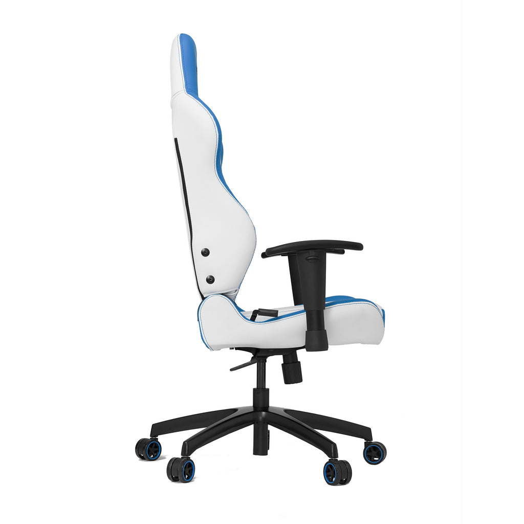 Vertagear S-Line SL2000 Racing Series Gaming Chair - White/Blue (Rev. 2)