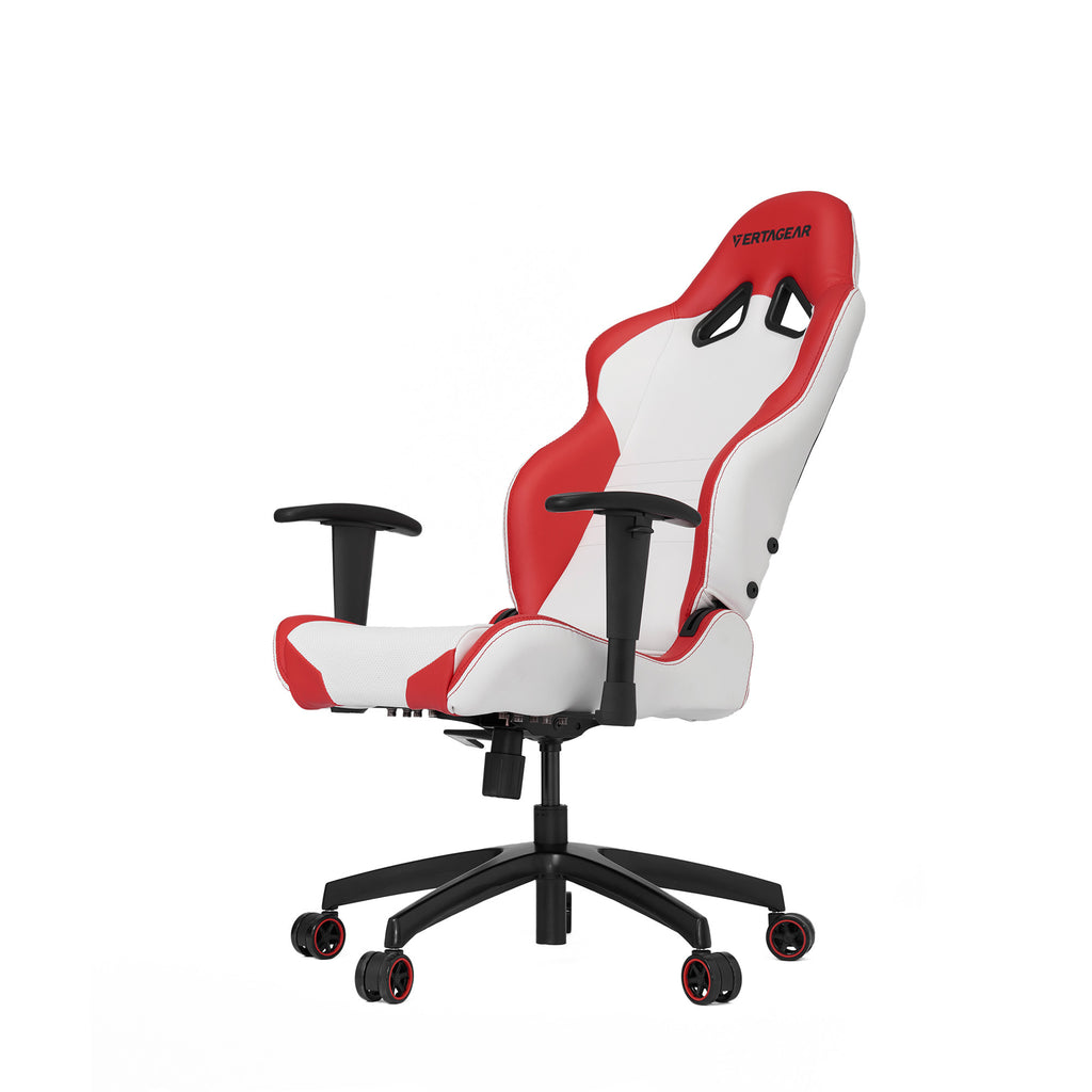 Vertagear S-Line SL2000 Racing Series Gaming Chair - White/Red (Rev. 2)