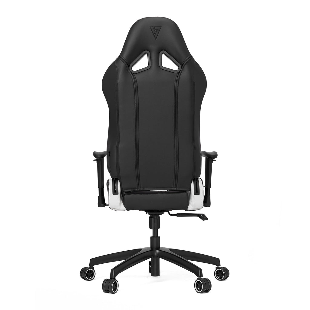 Vertagear S-Line SL2000 Racing Series Gaming Chair - Black/White (Rev. 2) - REFURBISHED(1 Year Warranty)