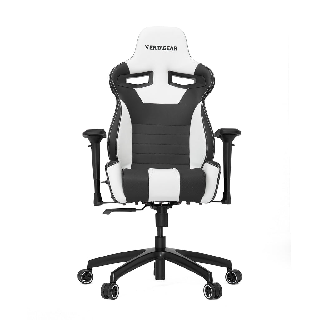Vertagear S-Line SL4000 Racing Series Gaming Chair - Black/White (Rev. 2)