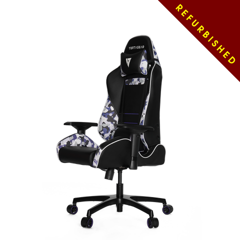 Astonishing Copy Of Vertagear S Line Sl5000 Racing Series Gaming Chair Camouflage Edition Refurbished 1 Year Warranty Ibusinesslaw Wood Chair Design Ideas Ibusinesslaworg