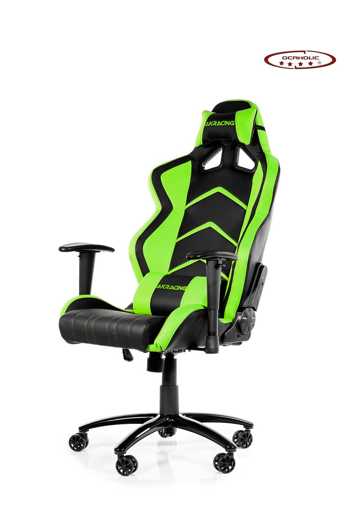 AKRACING AK-6014 Black/Green
