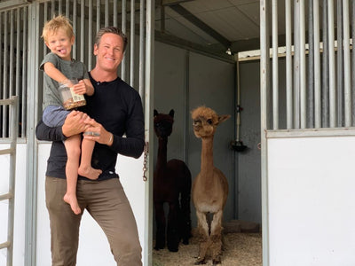 Ex-NHLer Andy Sutton on his alpacas, hugs from Darryl Sutter, being an 'expert'