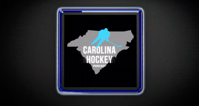 Sutton Featured on Carolina Hockey Podcast with Ryan DuPraw