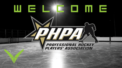 Verbero & Professional Hockey Players' Association Announce Partnership