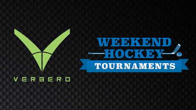 Weekend Hockey Tournaments Announces New Verbero Partnership