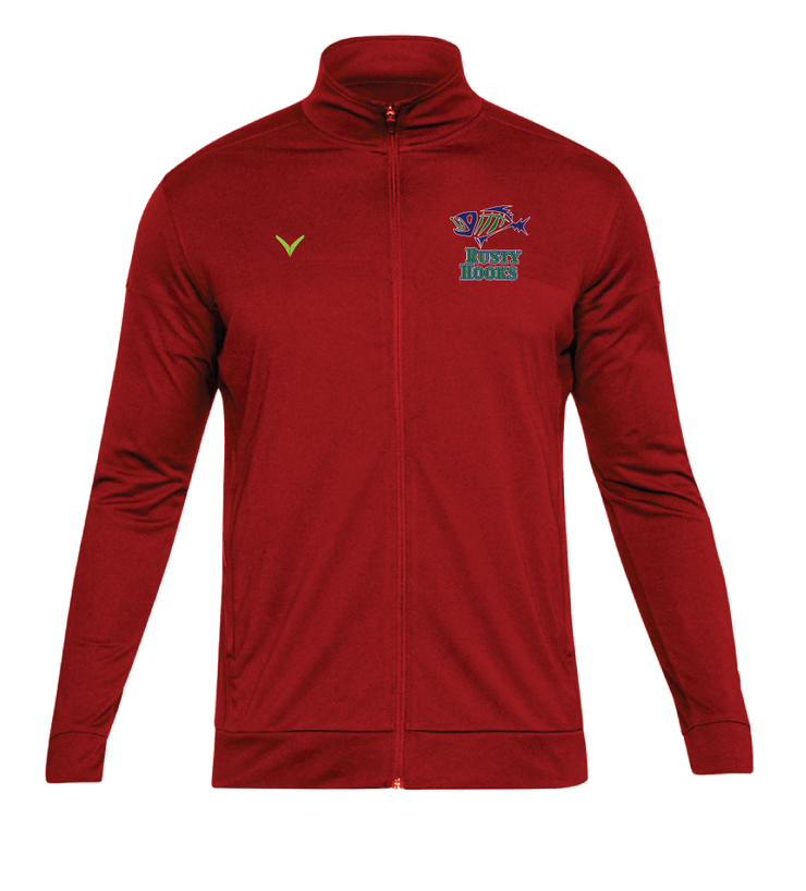Rusty Hooks Men's Fleece Full Zip