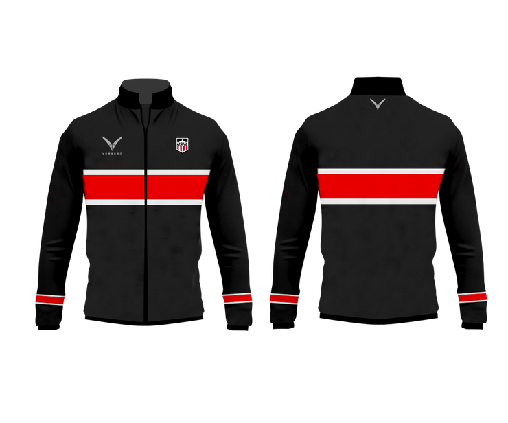 Demo Hockey Youth Team Full Zip Jacket