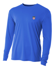 Demo Hockey Long Sleeve Cooling Performance Crew