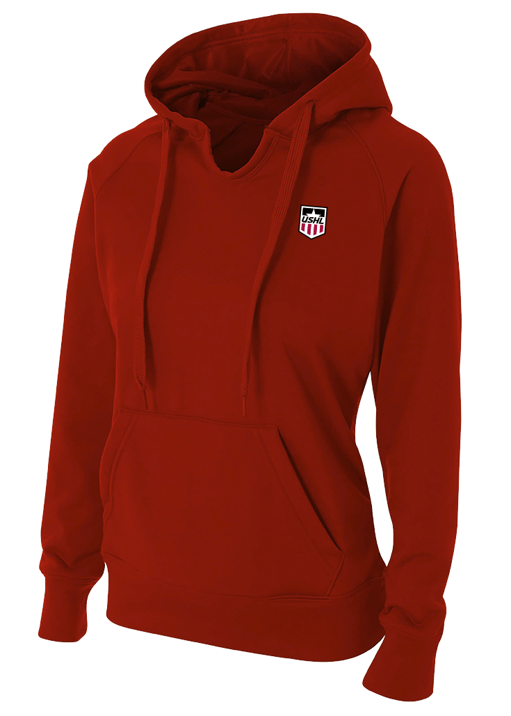 Demo Hockey Women's Inspire Solid Tech Fleece Hoodie